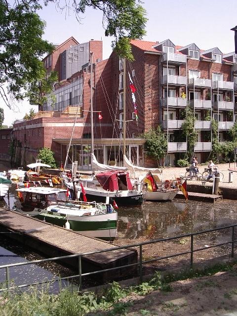 Stadthafen in Buxtehude - Wilkens-Immobilien - © 2017
