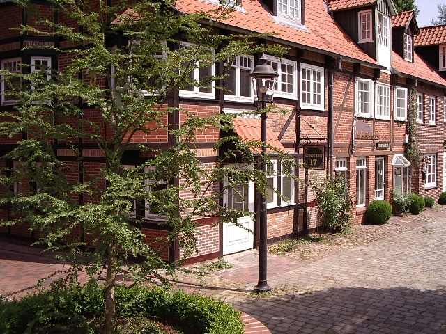 Stavenort in der Buxtehuder Altstadt - Wilkens-Immobilien - © 2017
