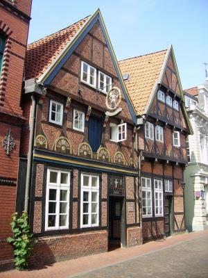 Restaurant Knechthausen in der Bungenstraße